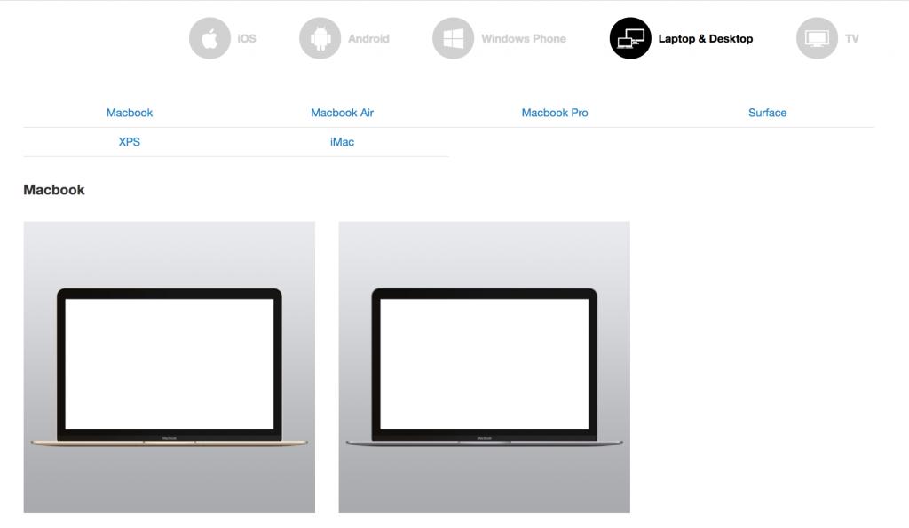 Создание рамки для скриншотов